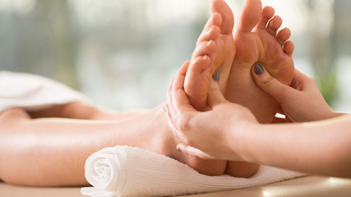 Reflexology and the Treatment of PTSD