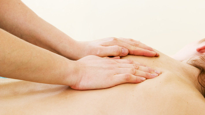 Therapy You Need: Deep Tissue Massage!